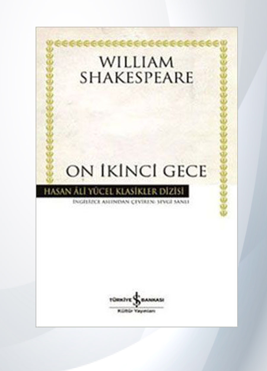 On İkinci Gece - William Shakespeare